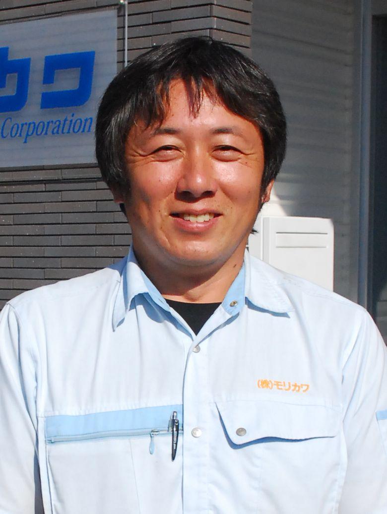 営業課 横山俊介