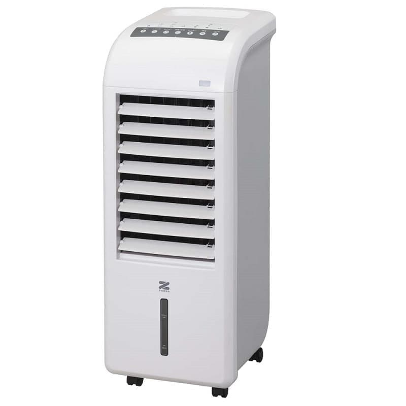 スリム温冷風扇 ヒート&クール ZHC-1200
